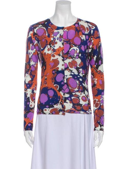 Bottega Veneta Cashmere Printed Sweater