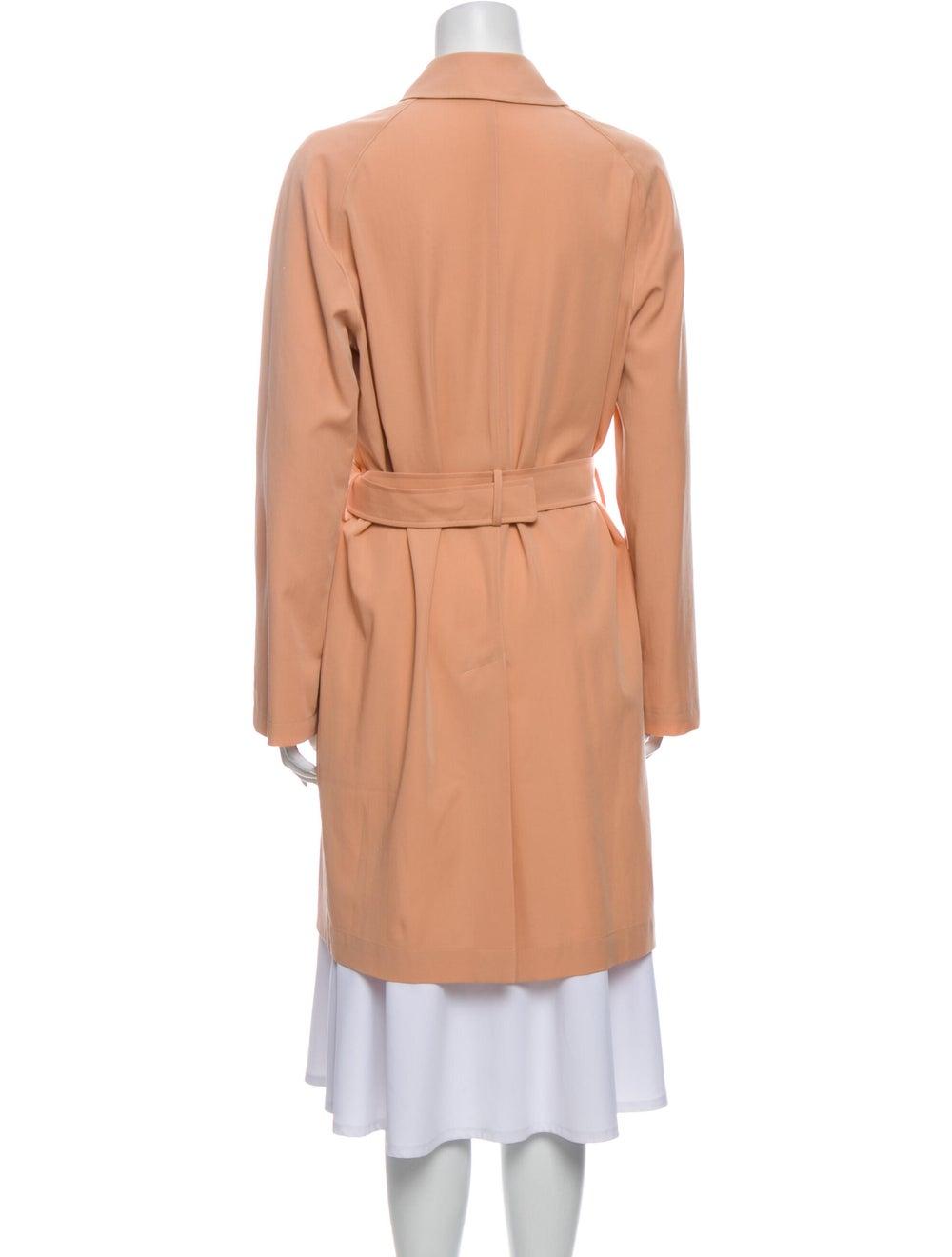 Bottega Veneta Trench Coat Pink - image 3