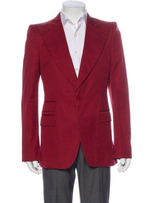 Bottega Veneta Sport Coat Red
