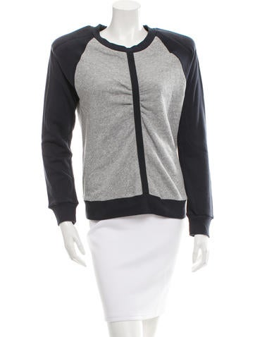 Boy. by Band of Outsiders Structured Raglan Sweatshirt w/ Tags None
