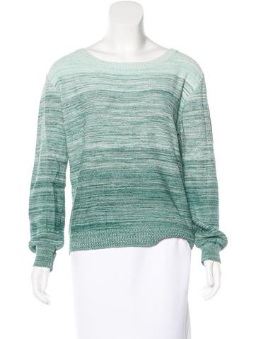 Boy. by Band of Outsiders Long Sleeve Knit Sweater None