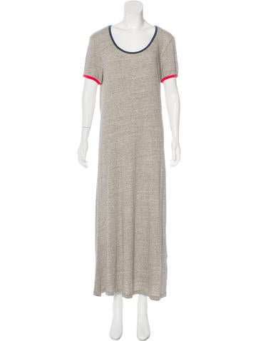 Boy. by Band of Outsiders Short Sleeve Knit Dress None