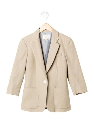 Boy. by Band of Outsiders Boys' Notched-Lapel Blazer None