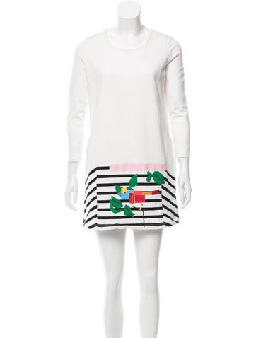 Boy. by Band of Outsiders Knit Mini Dress None