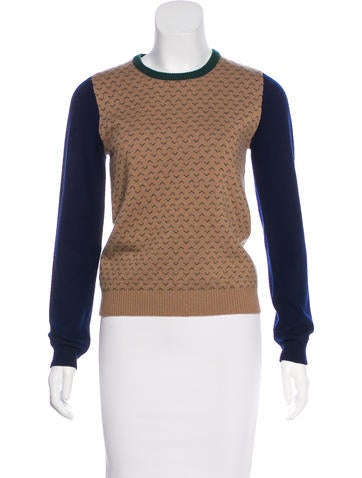 Boy. by Band of Outsiders Cashmere Knit Sweater None