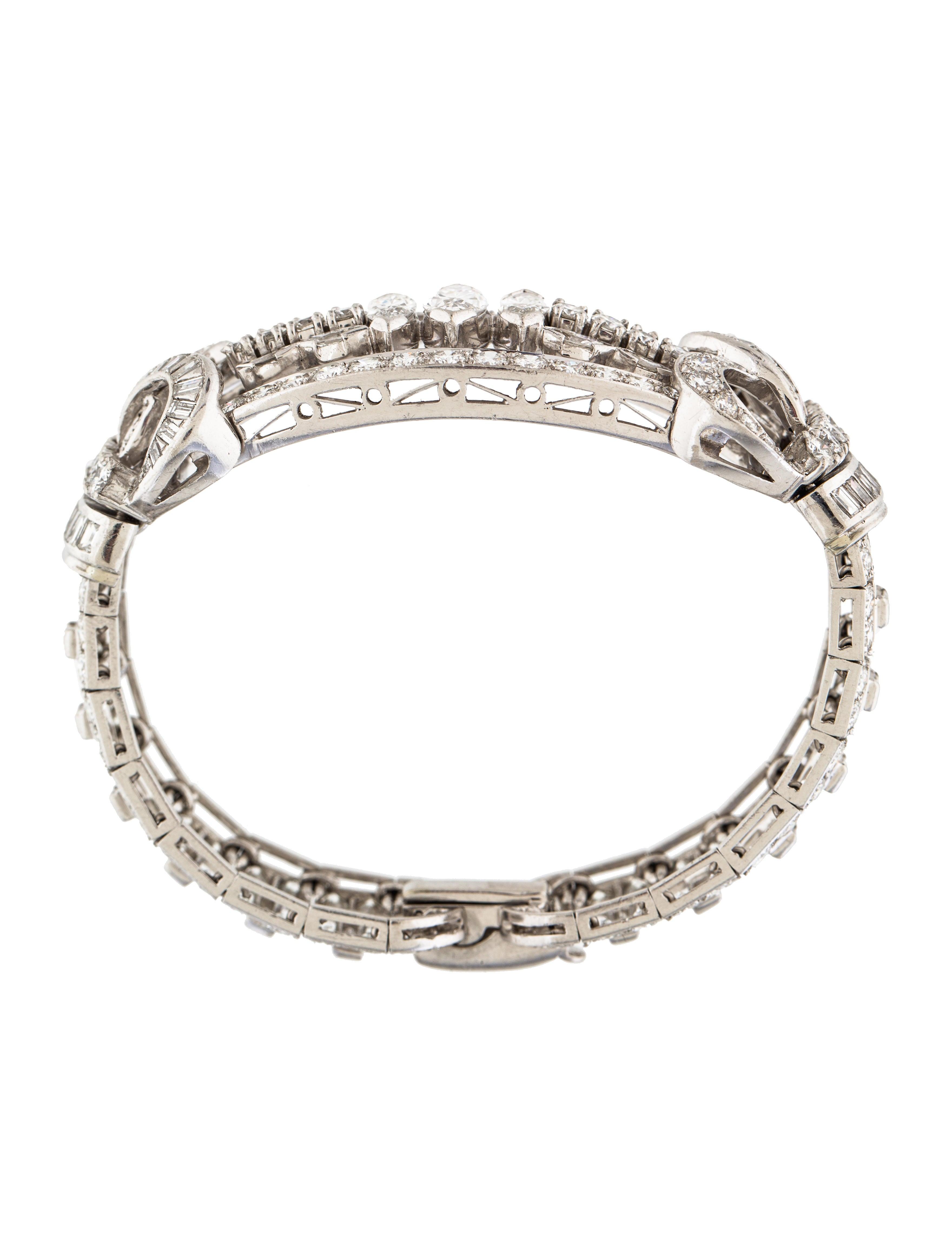 platinum diamond bracelet bracelets brace28914 the