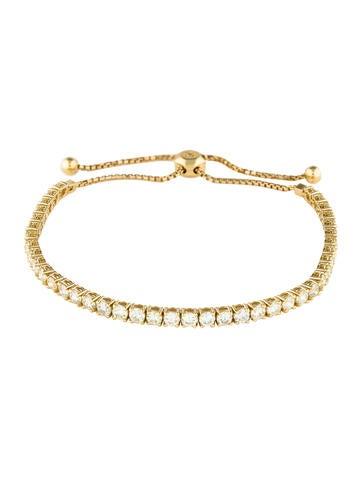 18K Diamond Bracelet Bracelets BRACE