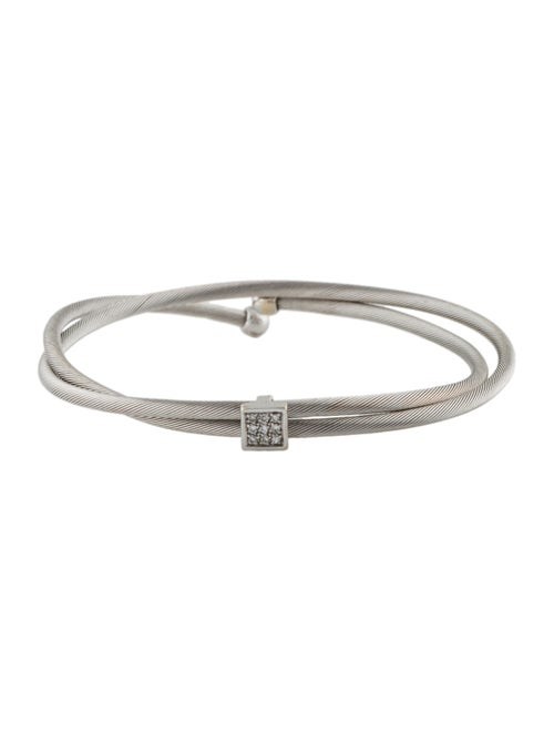 Bracelet 18K Diamond Bracelet White