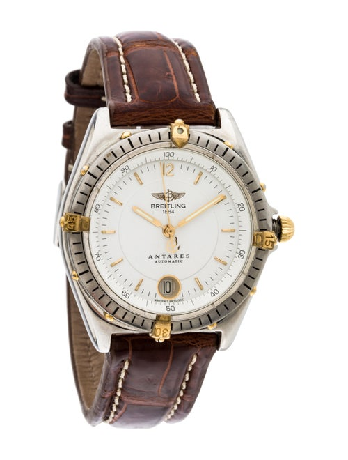 Breitling Antares Watch Strap Bre20400 The Realreal