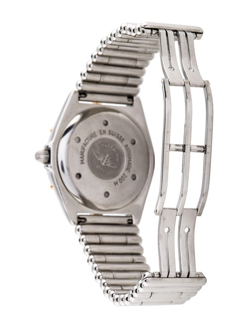 Breitling Antares Watch Bracelet Bre21063 The Realreal