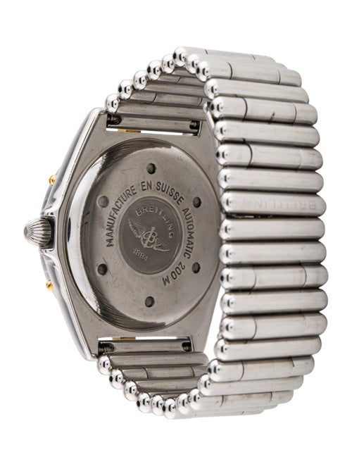 Breitling Antares Watch Bracelet Bre21165 The Realreal