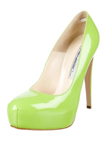 Maniac Platform Pumps w/ Tags