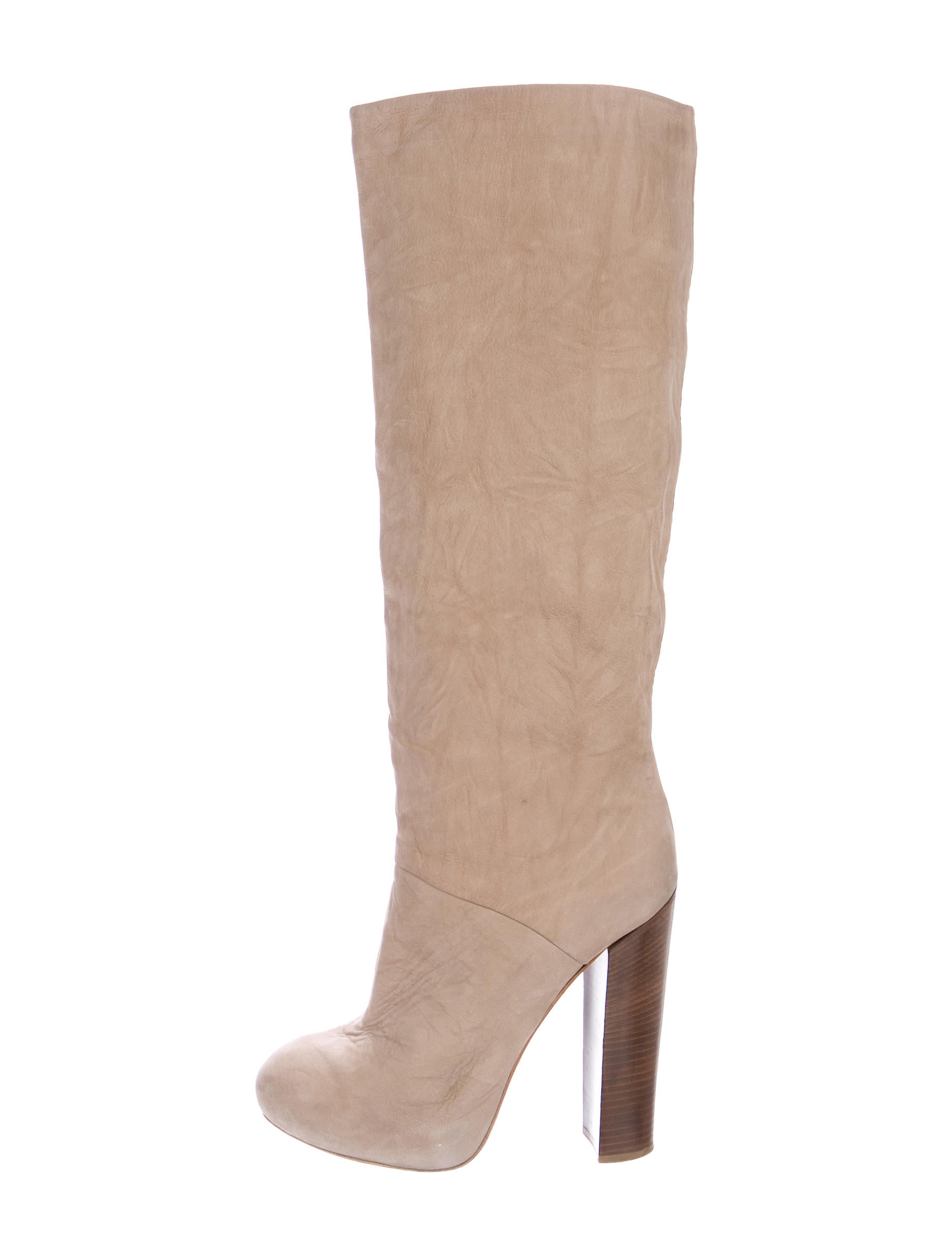 brian atwood suede knee high boots shoes bri24335