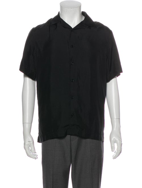 Berluti Short Sleeve Shirt Black