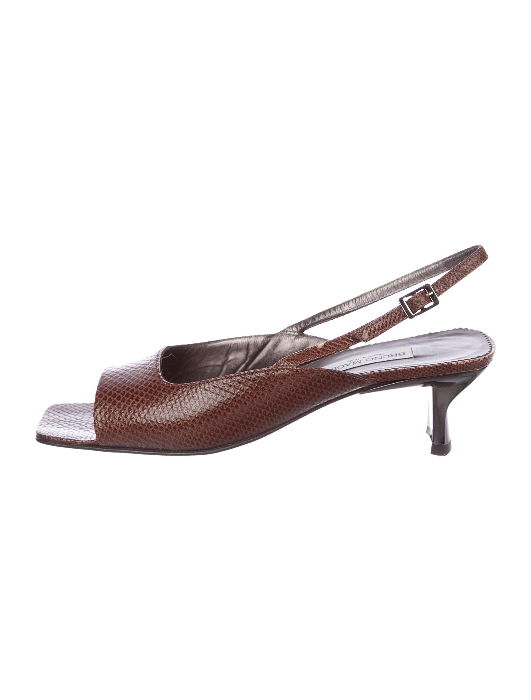 best prices sale online sneakernews Bruno Magli Karung Peep-Toe Pumps best sale cheap online pay with visa online outlet locations for sale ZdyiJqY