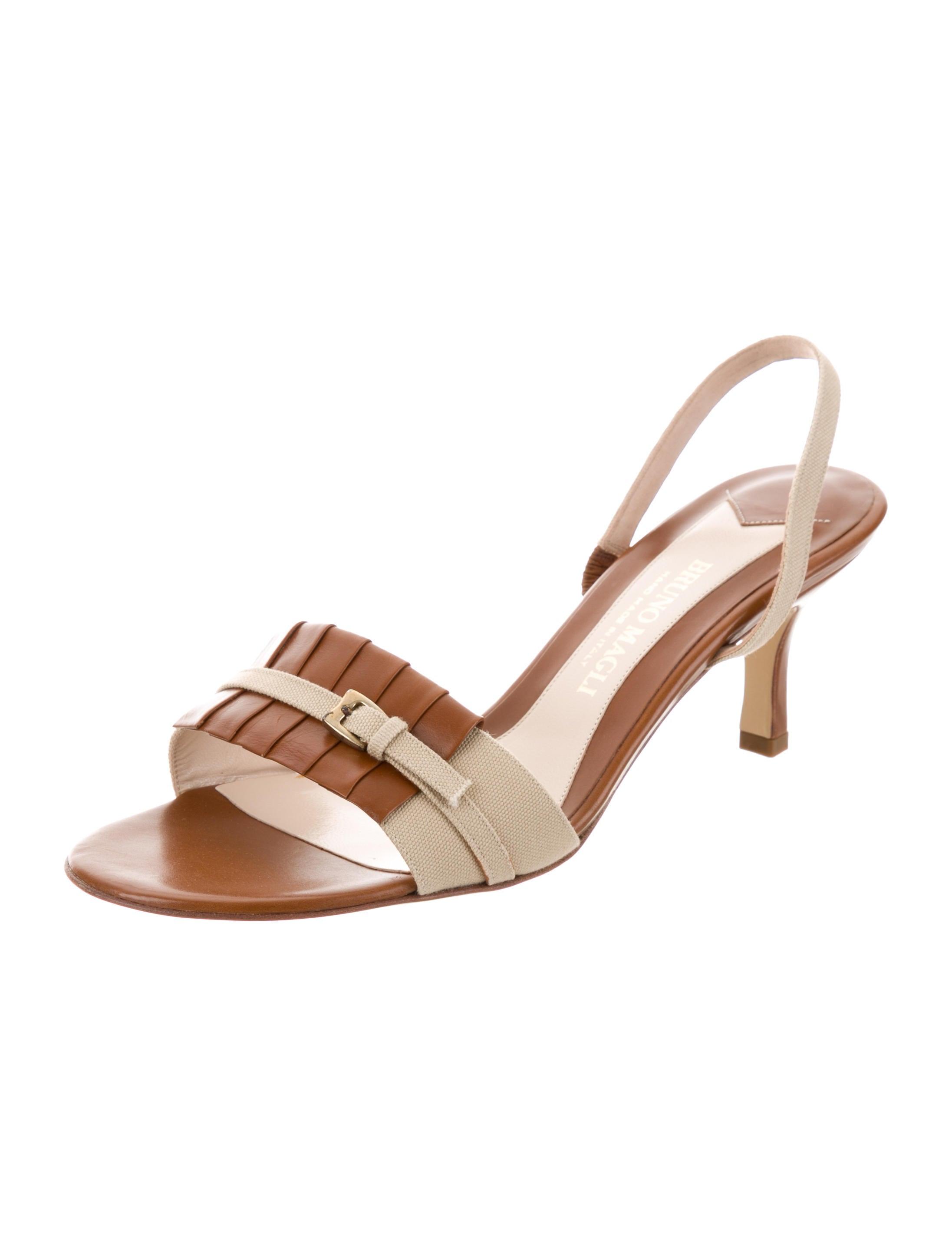 Bruno Magli Viola Slingback Sandals w/ Tags fashionable sale online TXg65Es2