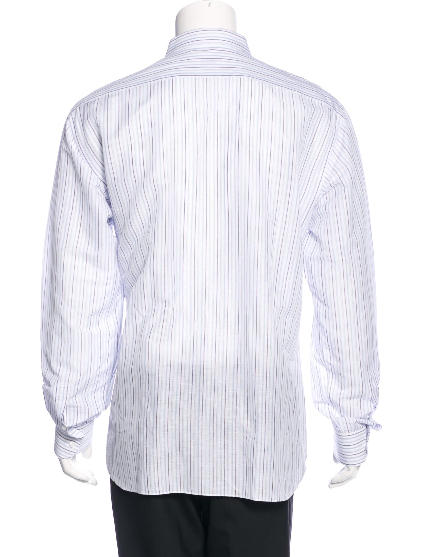Shop linen blend long sleeve shirt at Neiman Marcus, where you will find free shipping on the latest in fashion from top designers.