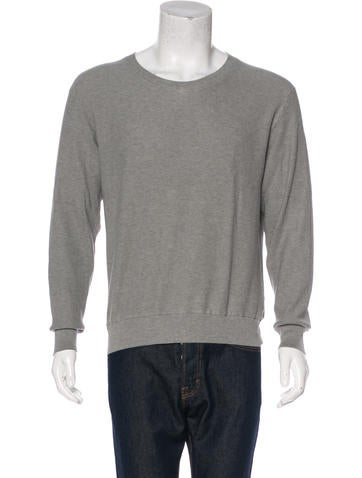 Brioni Crew Neck Sweater None