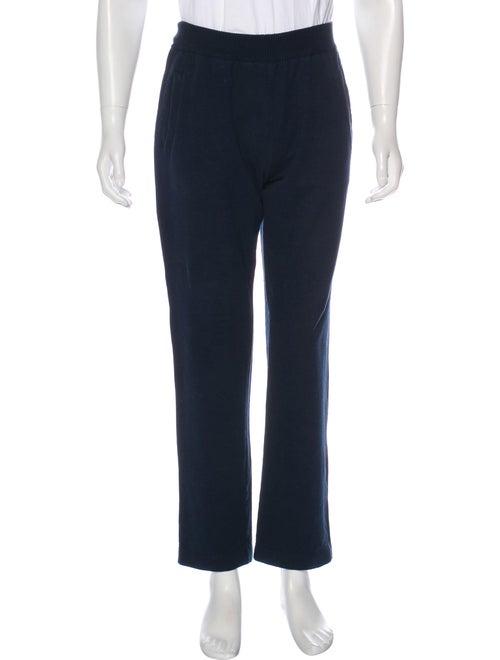 Brioni Knit Lounge Pants navy