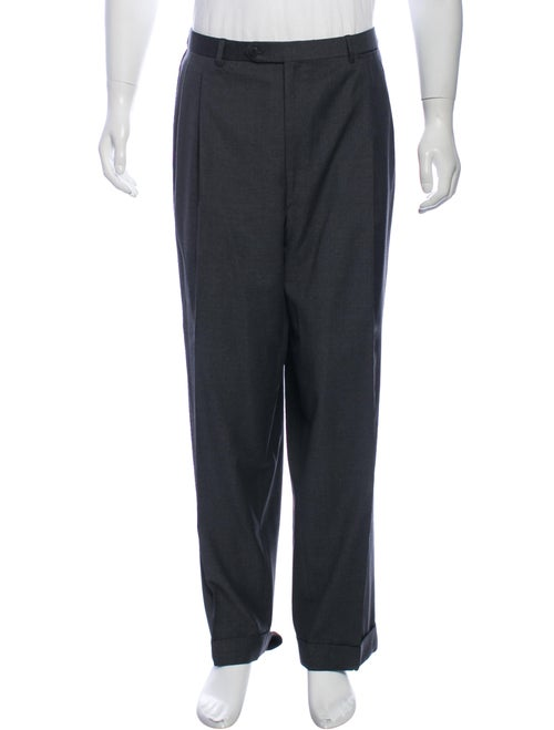 Brioni Dress Pants Grey