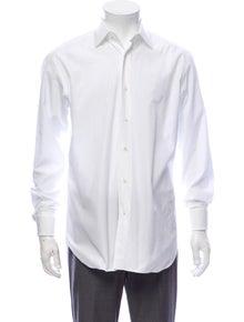 Brioni Long Sleeve Dress Shirt