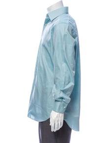 Brioni Long Sleeve Dress Shirt w/ Tags