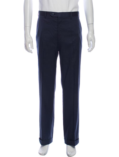 Brioni Dress Pants Blue