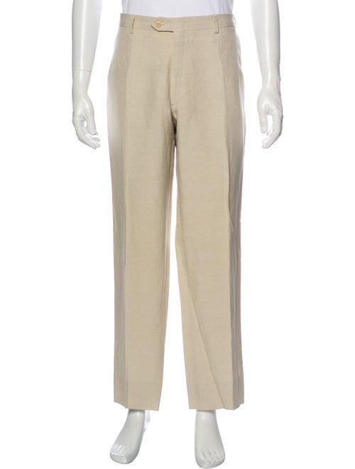 Brioni Linen Dress Pants