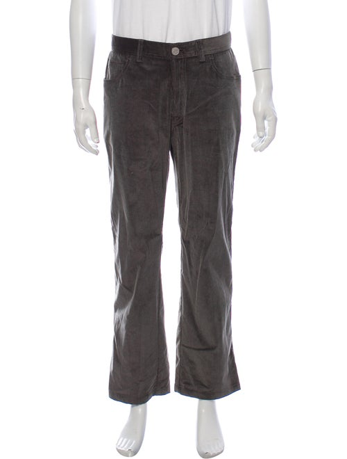 Brioni Corduroy Pants Grey