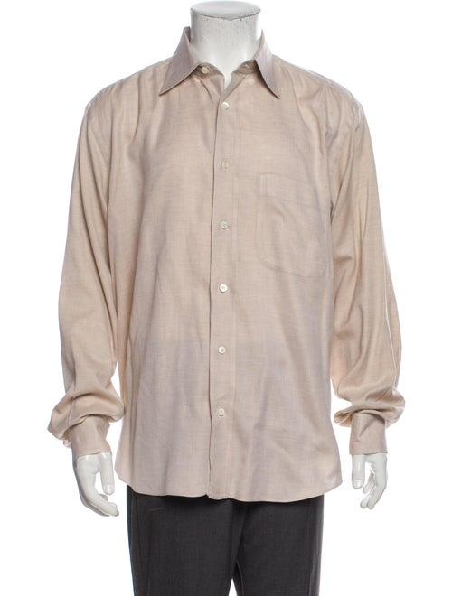 Brioni Long Sleeve Shirt