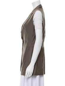 Brunello Cucinelli Casual Button Up Vest