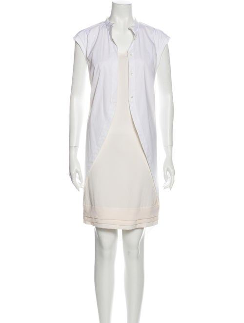 Brunello Cucinelli Silk Dress Set