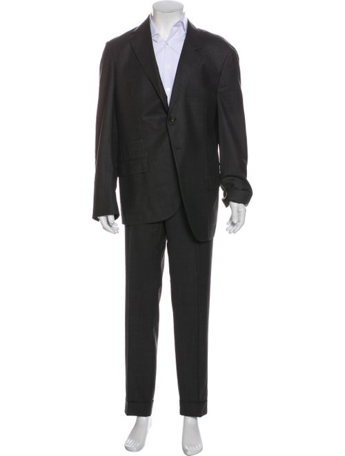 Brunello Cucinelli Wool Two-Piece Suit Wool