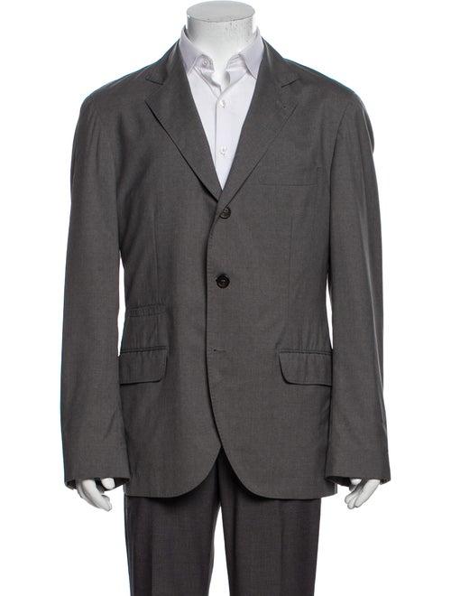 Brunello Cucinelli Blazer Grey