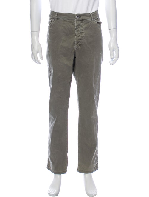 Brunello Cucinelli Pants Green