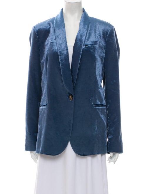 Brunello Cucinelli Blazer Blue