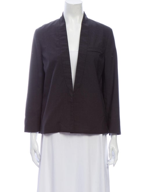 Brunello Cucinelli Virgin Wool Blazer Wool