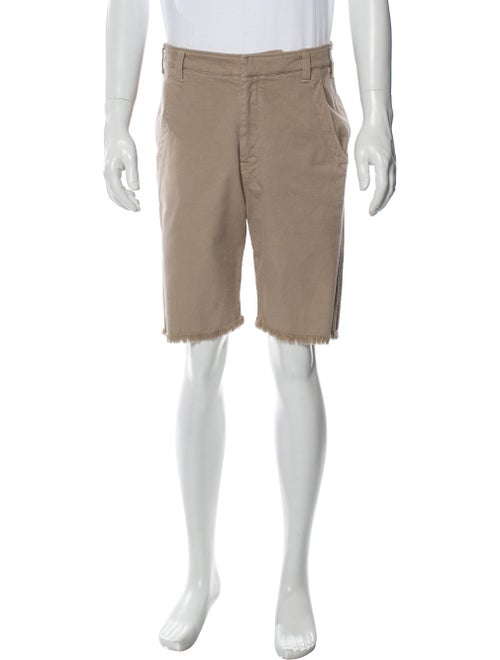 Brunello Cucinelli Denim Shorts Denim
