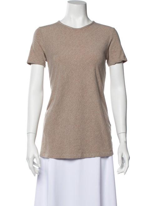 Brunello Cucinelli Crew Neck Short Sleeve T-Shirt