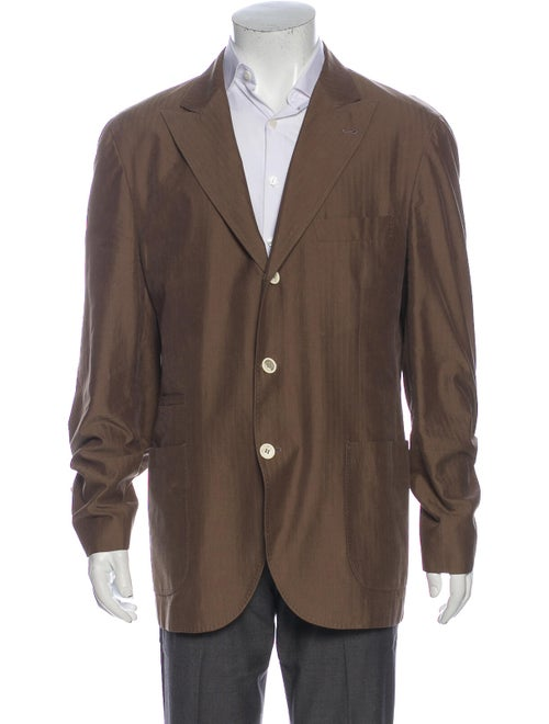 Brunello Cucinelli Sport Coat Brown