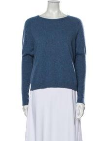 Brunello Cucinelli Cashmere Bateau Neckline Sweater