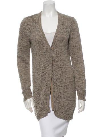 Brunello Cucinelli Knit Silk Cardigan None
