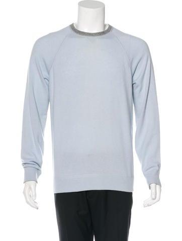 Brunello Cucinelli Cashmere Crew Neck Sweater None