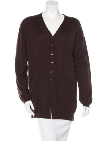 Brunello Cucinelli Cashmere & Silk-Blend Cardigan None
