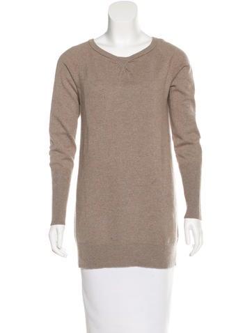 Brunello Cucinelli Cashmere Long Sleeve Sweater None