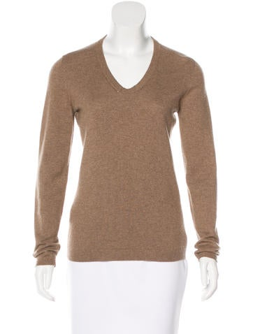 Brunello Cucinelli Cashmere Rib Knit Sweater w/ Tags None