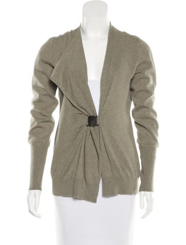 Brunello Cucinelli Embellished Cashmere Cardigan None