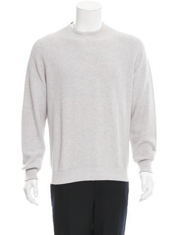Brunello Cucinelli Pullover Crew Neck Sweater None