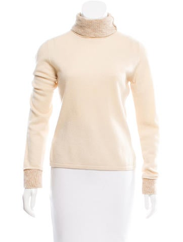 Brunello Cucinelli Cashmere Turtleneck Sweater None