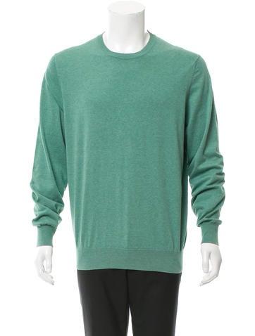 Brunello Cucinelli Crew Neck Sweater None